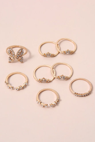 back_Eleanore Eve Gold Ring 6pcs