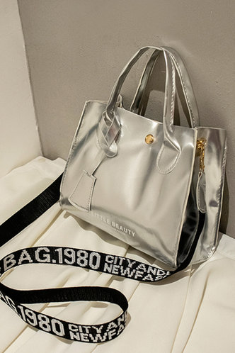 front_Susy Esther Grey Satchel