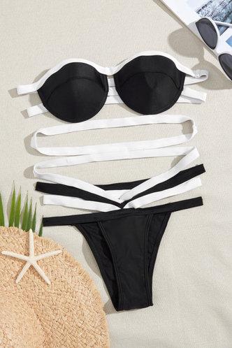 back_Garnet Eileen Black Bikini