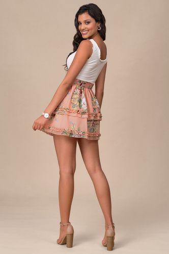 back_Paris Romance {Color} Skirt