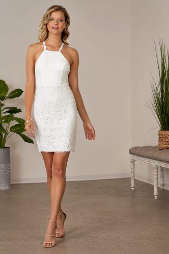 front_Felicity {Color} Mini Dress