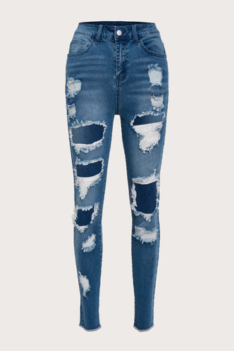 back_Ash Filopator Wash Blue Jeans