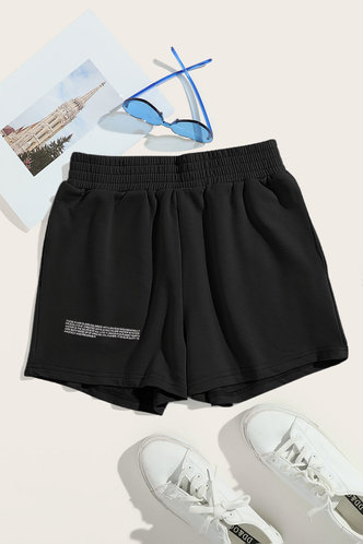 back_Opal Ella Black Shorts