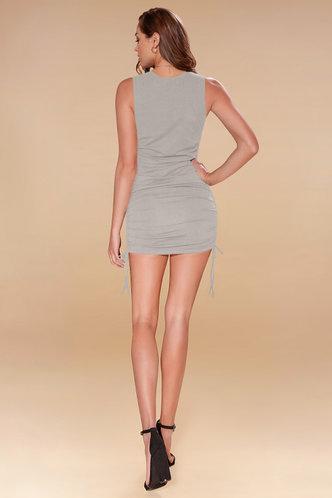 back_All Night {Color} Mini Dress