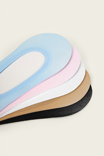 back_Greta Eartha Multicolor Socks 5pairs