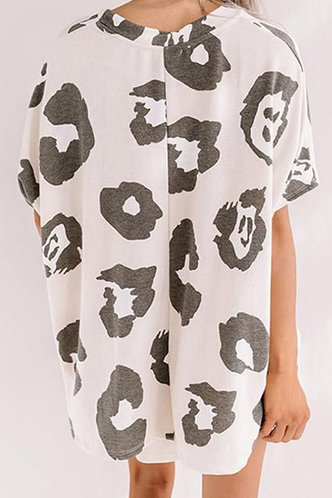 back_Maud Eartha Cow Print Set