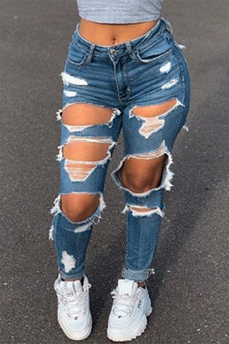 front_Ash Filopator Wash Blue Jeans