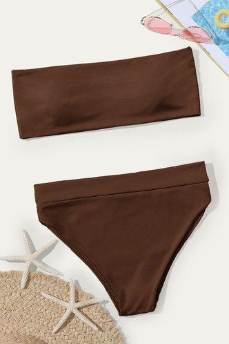 back_Almond Elaine Coffee Brown Bikini