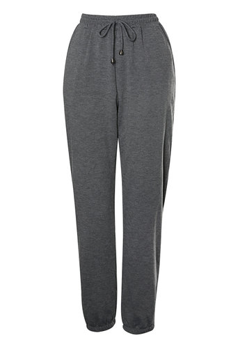 front_Deep Thoughts Grey Joggers