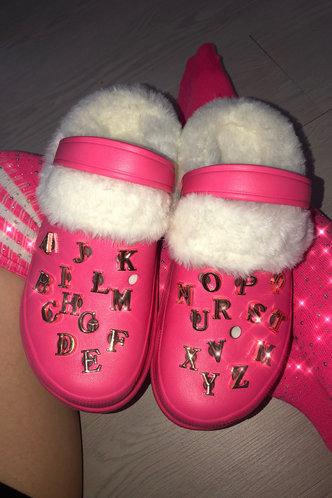back_Rose Pink Sandals