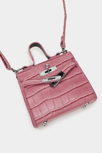 back_Zola Elma Pink Satchel Bag