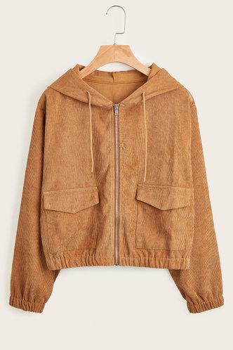 front_Beryl Eartha Camel Corduroy Jacket