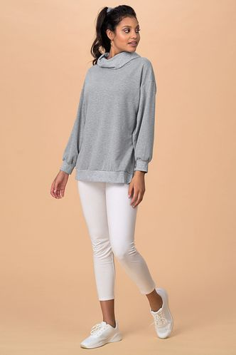 front_Free Will {Color} Long Sleeve Top