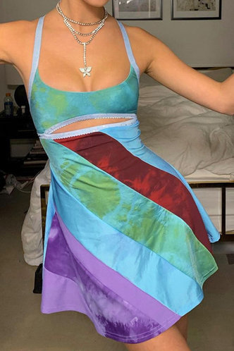 front_Erin Piruj Striped Cami Dress