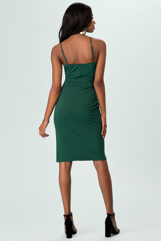 back_Just for Fun {Color} Midi Dress