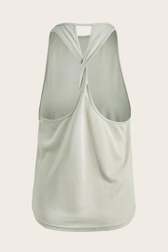 back_Vera Grey Activewear Top