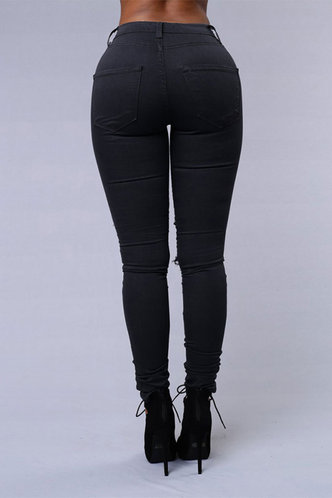 back_Jenny Edwina Black Ripped Jeans