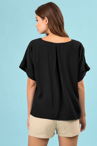 back_My Everything Black Top