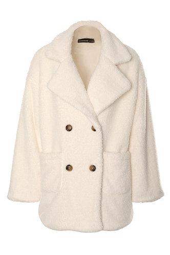 front_Nice Time Beige 370 Coat