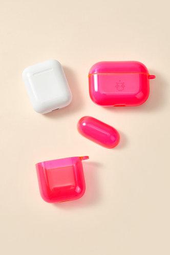 back_Dolores Evangeline Rose Pink Earphone Case