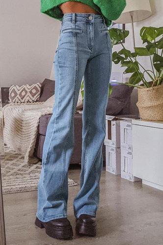 back_Leonie Elizabeth Wash Blue Jeans