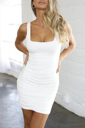 back_Debra Edith White Tie Back Dress