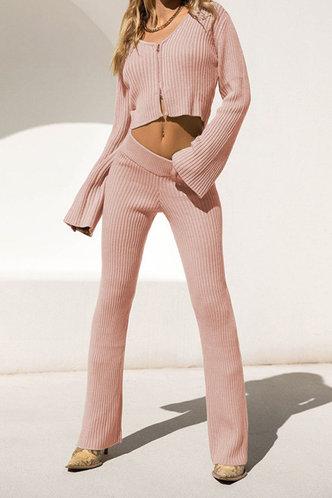 front_Betsey Eden Baby Pink Set