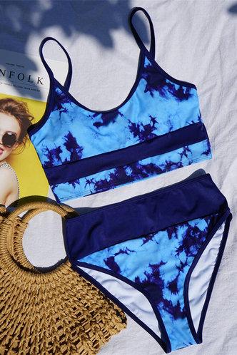 back_Viola Eileen Blue Tie Dye Tankini
