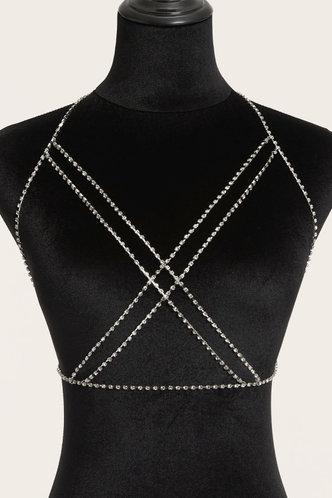 back_Magdalen Elsie Sliver Rhinestone Charm Body Chain