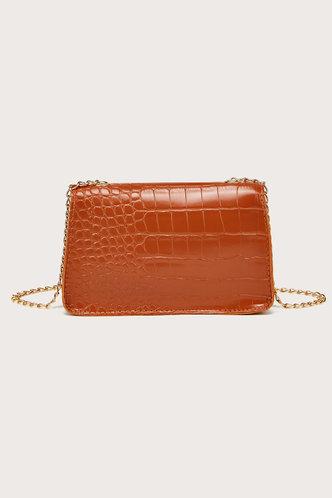 back_Nell Elsa Brown Crossbody Bag