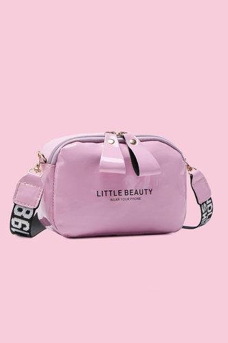 front_Evangeline Herb Pink Crossbody Bag