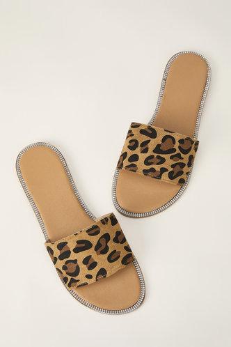 back_Anastasia Elva Leopard Print Slide Sandals