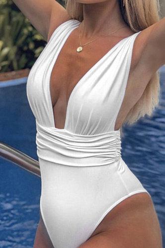 back_Blanch Eleanore White Bodysuit