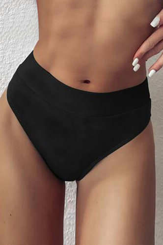 front_Abdieso Black Bikini Bottom