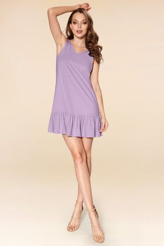 front_Cruising Day {Color} Mini Dress