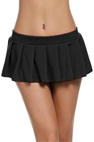 back_Ingeborg Eartha Black Skirt