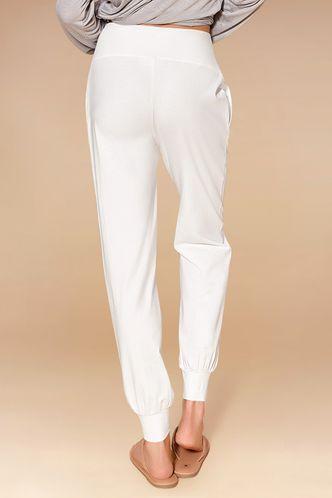 back_Destiny Ivory Pants