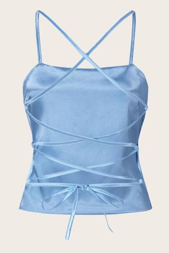 back_Philipppa Ella Baby Blue Halter Cami Top