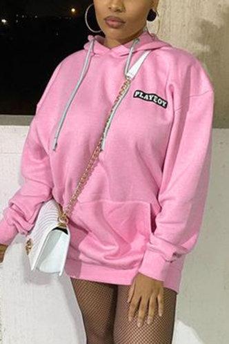 front_Lana Filopator Pink Dress