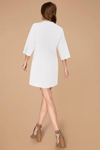 back_Just Right {Color} T shirt Dress