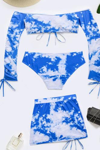 back_Conchita Elizabeth Blue Tie Dye Tankini