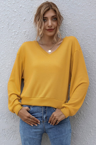 front_Leonie Yellow Thermal