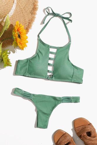 front_Hedwig Eileen Mint Green Bikini