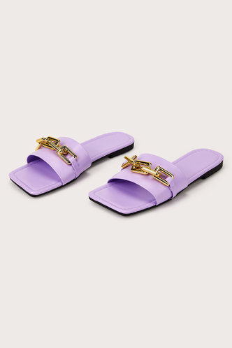 back_Ivory Emma Purple Open Toe Slide Sandals