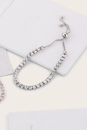 back_Mallory Esther Silver Bracelet