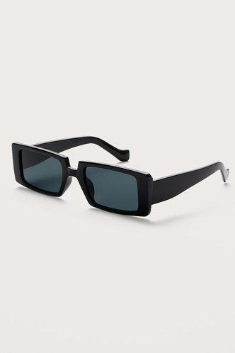back_Tessa Elizabeth Grey Acrylic Frame Sunglasses