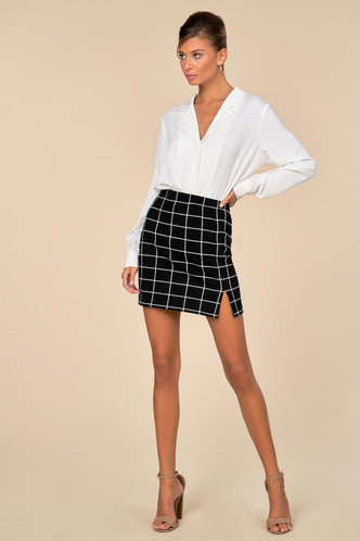 front_Window Pane {color} Skirt