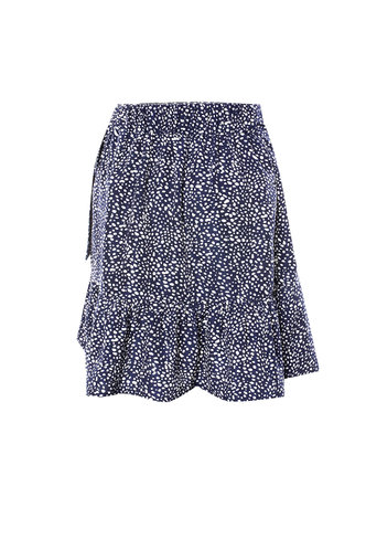 back_Peekaboo {color} Skirt