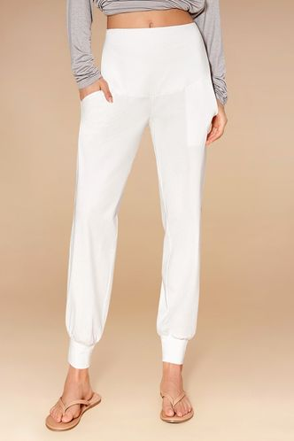 front_Destiny Ivory Pants