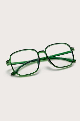 back_Summer Ella Green Acrylic Frame Sunglasses With Case